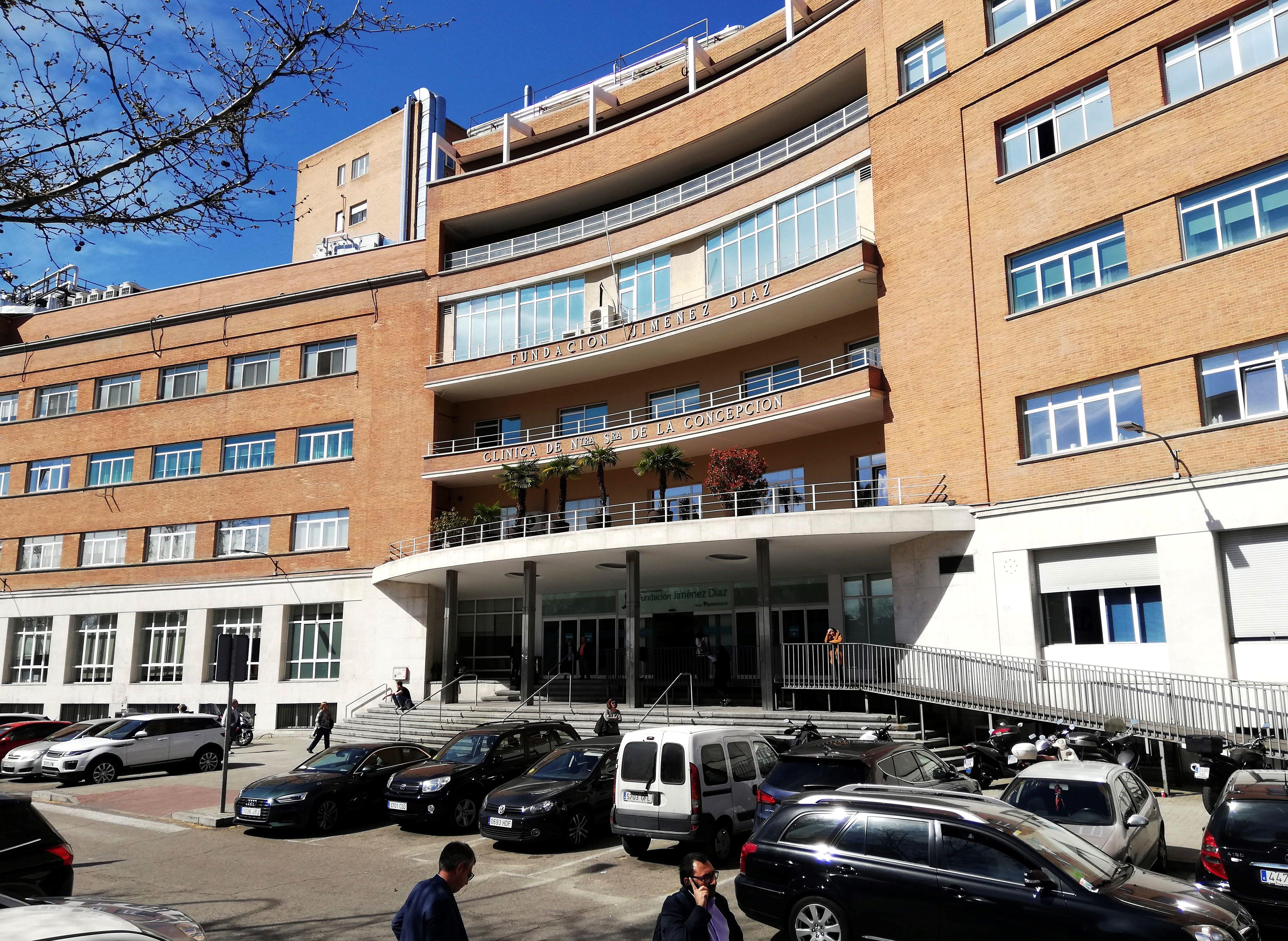 Las medidas contra el coronavirus merman la afluencia a hospitales madrileños
