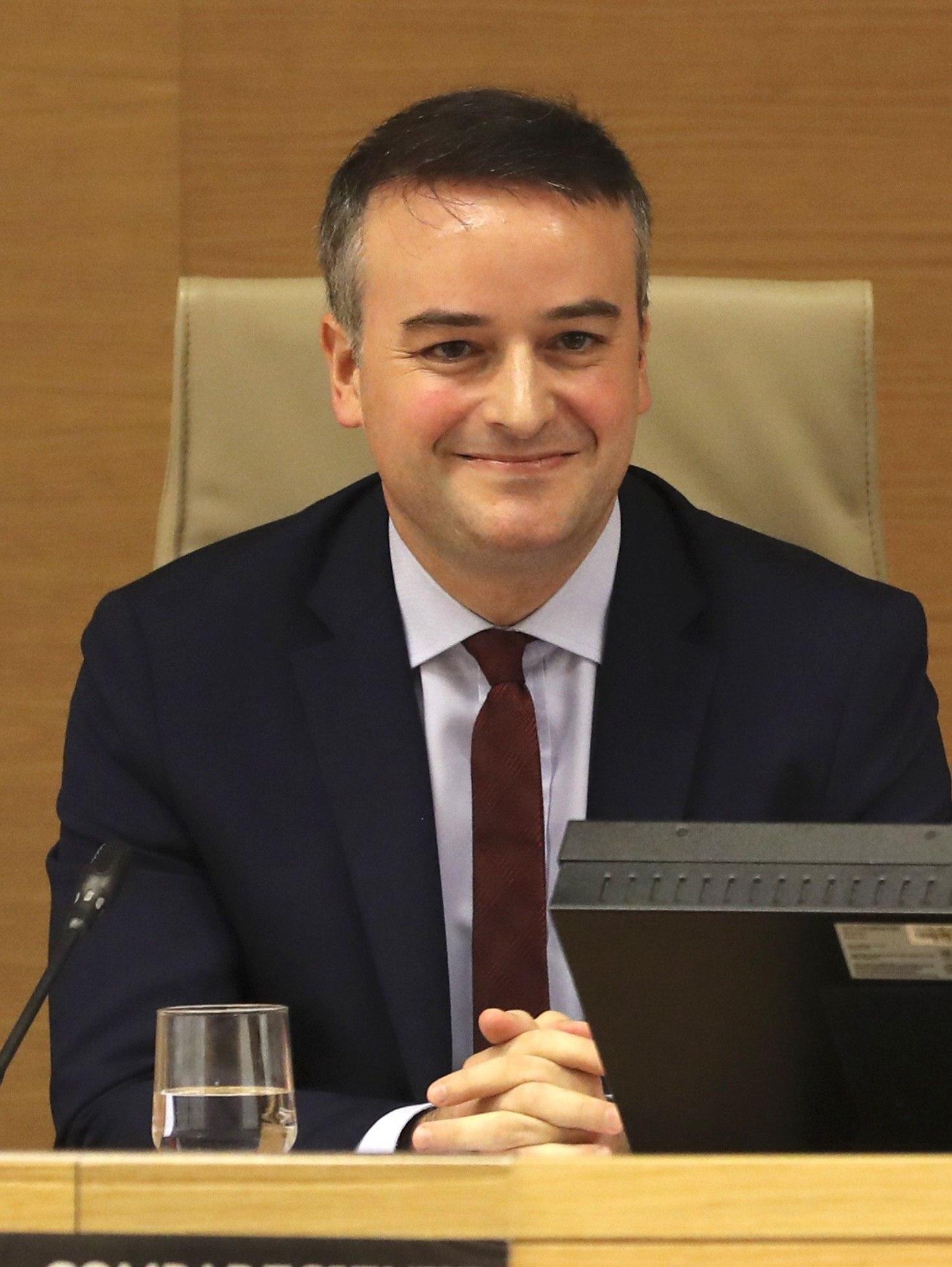 Iván Redondo, el delegado que convertía los recreos en tertulias políticas