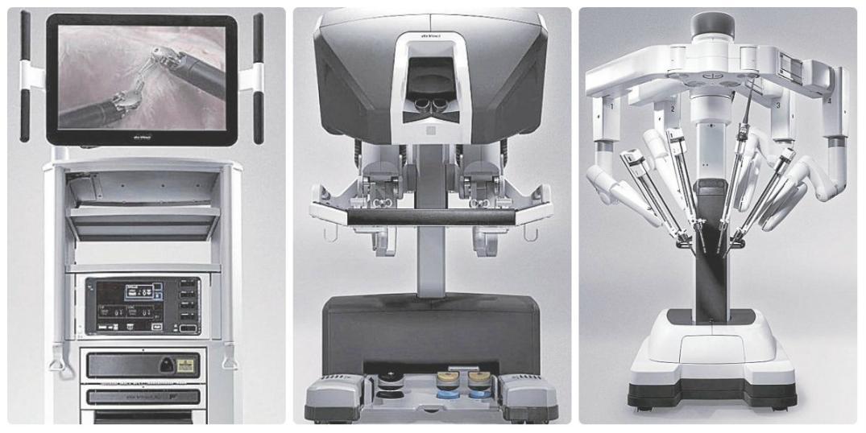 preparación robótica de próstata