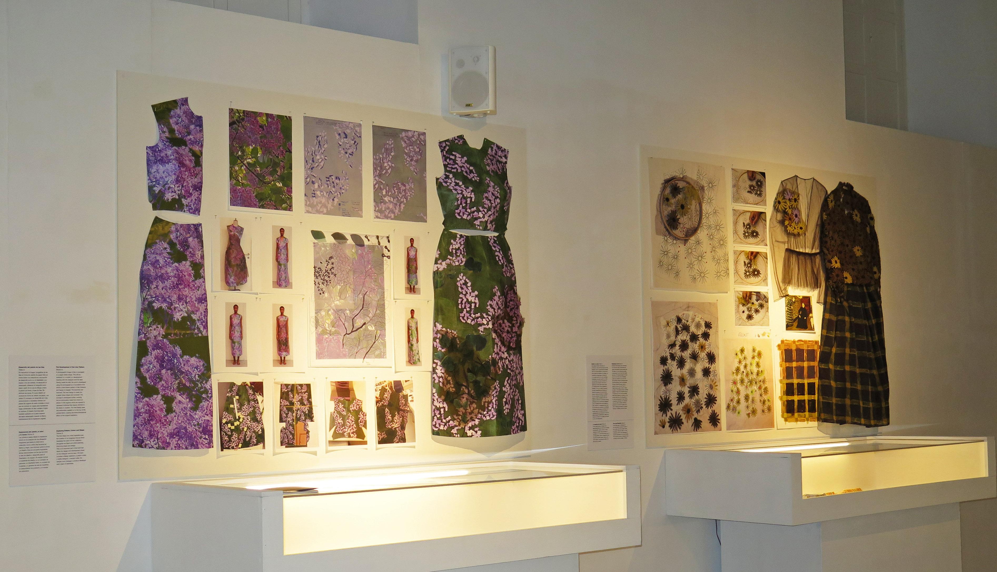 Exposición en el Cicus dedicada al diseñador británico